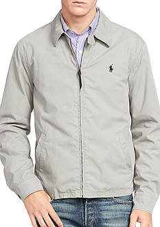 Polo Ralph Lauren Cotton Poplin Windbreaker
