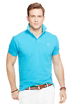Polo Ralph Lauren Classic-Fit Mesh Polo Shirt