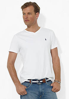 Polo Ralph Lauren Jersey V-Neck T-Shirt