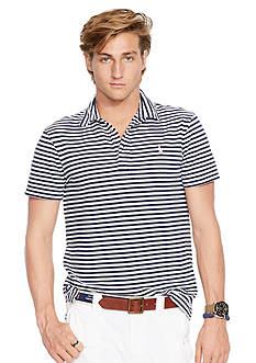 Polo Ralph Lauren Striped Featherweight Polo Shirt