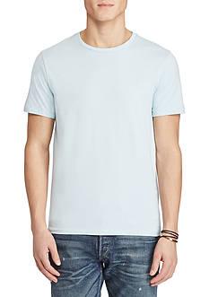 Polo Ralph Lauren Custom Fit Jersey Crew Neck T-Shirt