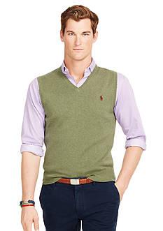 Polo Ralph Lauren Pima V-Neck Vest
