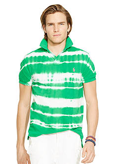 Polo Ralph Lauren Custom-Fit Tie-Dyed Polo Shirt