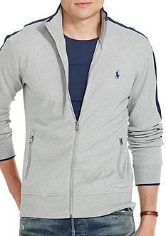Polo Ralph Lauren Cotton Interlock Track Jacket