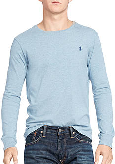 Polo Ralph Lauren Custom-Fit Long-Sleeve T-Shirt
