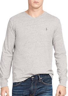 Polo Ralph Lauren Long-Sleeve V-Neck T-Shirt