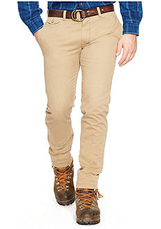 Polo Ralph Lauren Slim-Fit Cotton Chino Pants