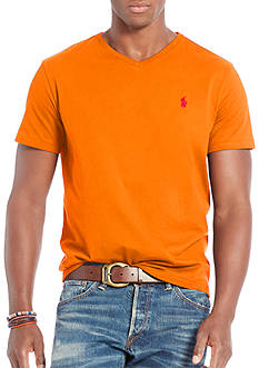 Polo Ralph Lauren Cotton Jersey V-Neck T-Shirt
