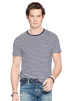 Polo Ralph Lauren Striped Jersey Crewneck Tee