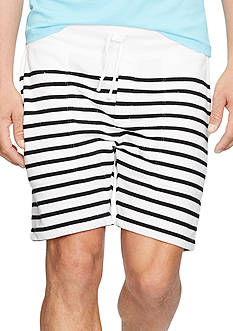 Polo Ralph Lauren Striped Terry Shorts