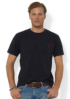 Polo Ralph Lauren Classic-Fit Pocket Crewneck T-Shirt