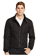 Polo Ralph Lauren Quilted Nylon Moto Jacket