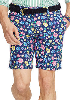 Polo Ralph Lauren Straight-Fit Cotton Shorts