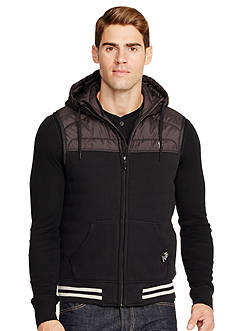 Polo Ralph Lauren Quilted Fleece Vest
