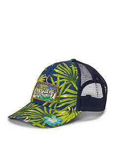 Polo Ralph Lauren Floral Trucker Hat