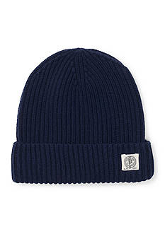 Polo Ralph Lauren Rib-Knit Hat