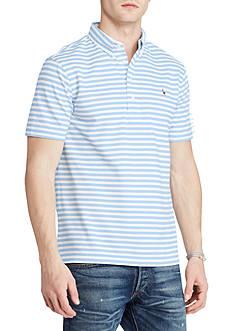 Polo Ralph Lauren Hampton Striped Cotton Shirt