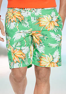 Polo Ralph Lauren Tropical Kailua Swim Trunks
