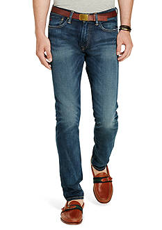 Polo Ralph Lauren Sullivan Slim-Fit Stretch Jeans