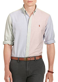 Polo Ralph Lauren Patterned Oxford Shirt