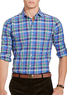 Polo Ralph Lauren Plaid Estate Shirt