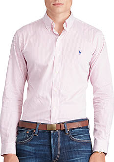 Polo Ralph Lauren Striped Cotton Twill Shirt
