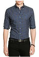 Polo Ralph Lauren Checked Cotton Twill Shirt
