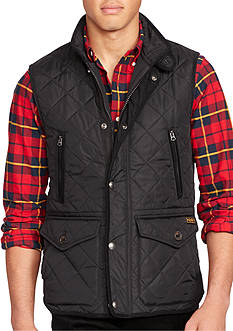 Polo Ralph Lauren Diamond-Quilted Vest