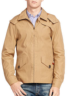 Polo Ralph Lauren Water-Resistant Cotton Jacket
