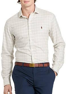 Polo Ralph Lauren Tattersall Twill Estate Shirt