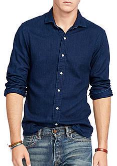 Polo Ralph Lauren Slim-Fit Twill Estate Shirt