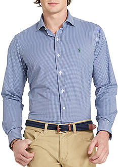 Polo Ralph Lauren Checked Stretch Performance Estate Shirt