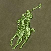 Young Men: Polo Ralph Lauren Accessories: Ancient Green Polo Ralph Lauren Baseball Cap