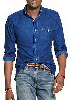 Polo Ralph Lauren Indigo Chambray Shirt