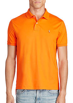 Polo Ralph Lauren Custom-Fit Pima Polo Shirt