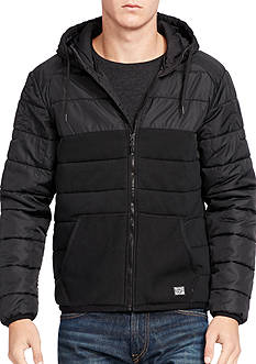 Polo Ralph Lauren Quilted Hybrid Jacket