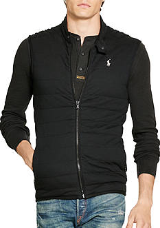 Polo Ralph Lauren Pima Cotton Interlock Vest