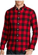 Polo Ralph Lauren Plaid Double-Faced Sport Shirt