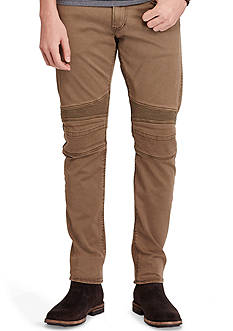 Polo Ralph Lauren Stretch Moto Jeans
