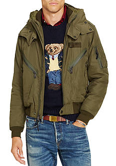 Polo Ralph Lauren Flight Bomber Jacket