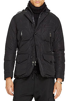 Polo Ralph Lauren Quilted Twill Down Jacket