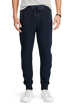 Polo Ralph Lauren Birdseye Cotton-Blend Jogger