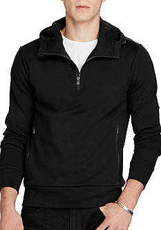 Polo Ralph Lauren Cotton Interlock Hoodie