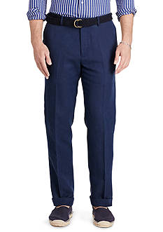 Polo Ralph Lauren Classic-Fit Linen-Blend Chino Pants