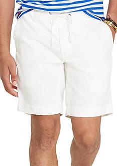 Polo Ralph Lauren Classic-Fit Linen Shorts
