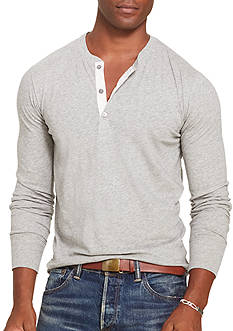 Polo Ralph Lauren Cotton Jersey Henley