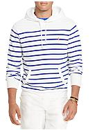 Polo Ralph Lauren Striped French Terry Hoodie