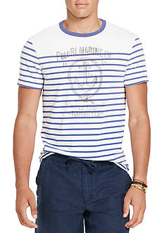 Polo Ralph Lauren Cotton Jersey Graphic T-Shirt