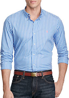 Polo Ralph Lauren Striped Poplin Shirt