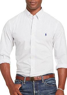 Polo Ralph Lauren Tattersall Poplin Shirt